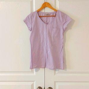🌟NWT lavendar tshirt